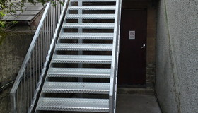 Access Steps & Platforms