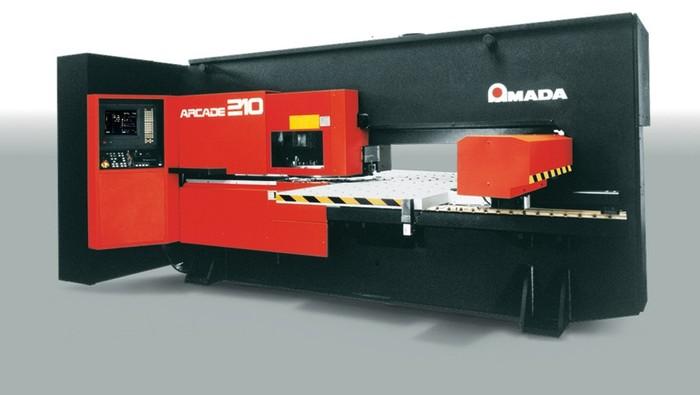 Amada Arcade 210 CNC punch press